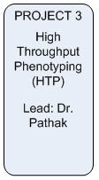 Area 4 Project 3: High Throughput Phenotyping (HTP); Lead-Dr. Pathak